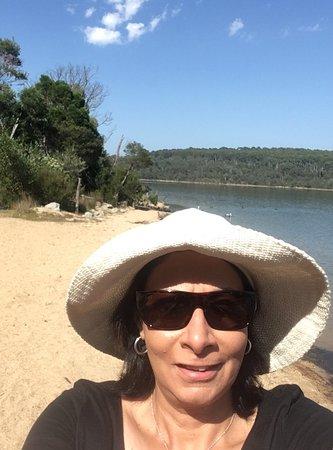 Narre Warren, Australia: View of tranquil lake