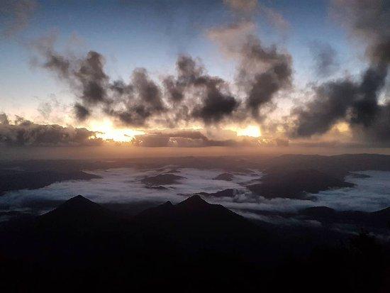 Murwillumbah, Australia: Sunrise Mt Warning