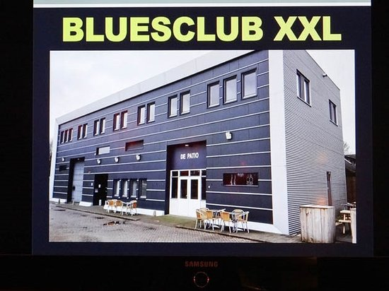 Blues Cafe XL