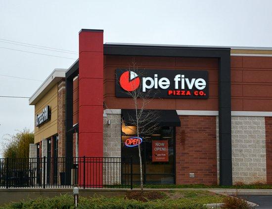 Hickory, NC: Main Entrance