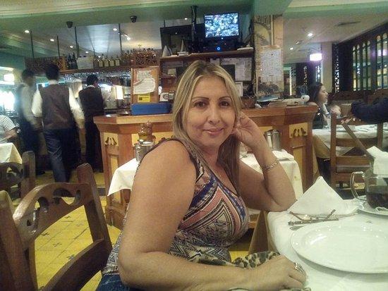 Almorzando en Punta Grill