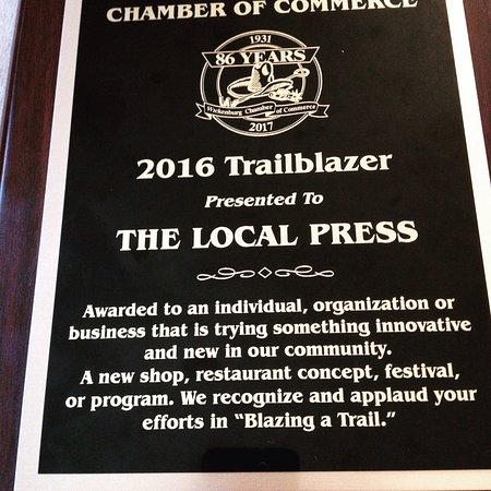 Wickenburg, AZ : The Local Press