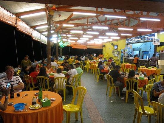 River View Seafood Restaurant, Interior