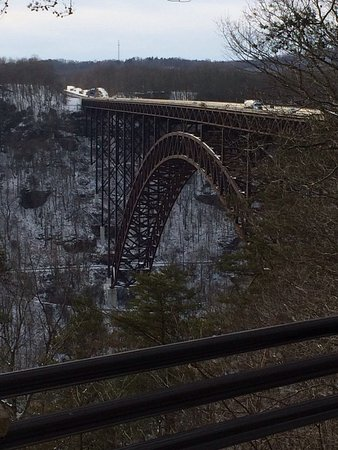 New River Gorge Bridge照片