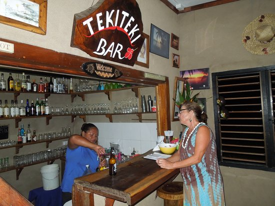 Paradise Taveuni: Fun little bar for guest to gather