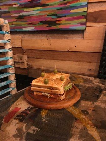 Maio Galeria de Sandwiches