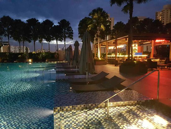 A gem of a hotel in Singapore