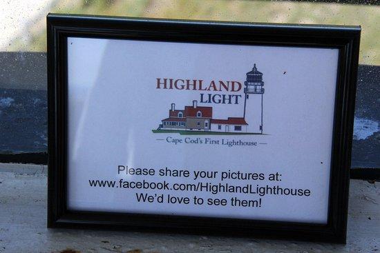 Truro, Μασαχουσέτη: Highland Lighthouse