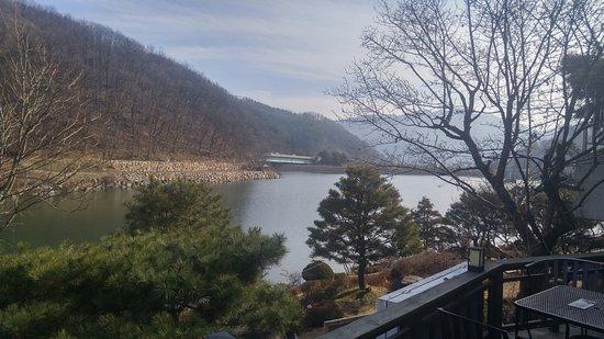 Geumsan-gun, Zuid-Korea: lake2
