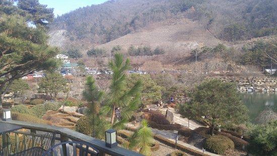 Geumsan-gun, Corea del Sur: view