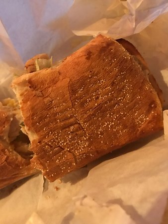 Towson, MD: Potbelly Sandwich Works