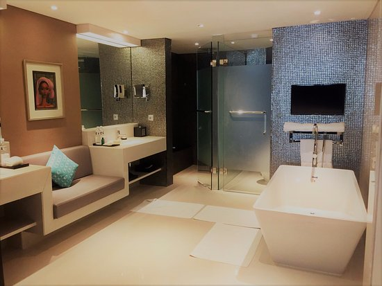 best bathroom ever picture of double six luxury hotel seminyak seminyak tripadvisor
