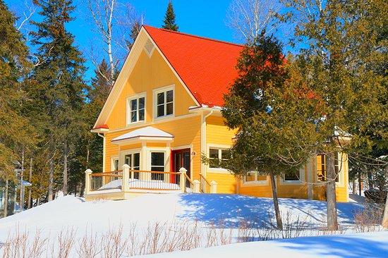 Quebec, Canadá: Chalet Saisons Vives