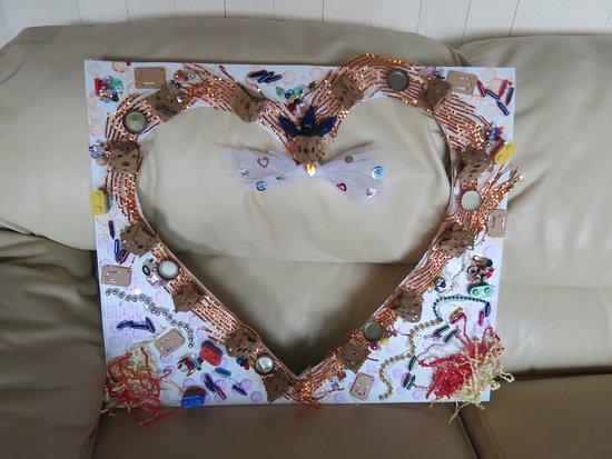Tacoma, WA: A heart frame