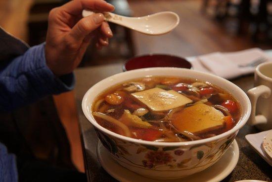 Moses Lake, WA: Tofu & Vegetable Soup