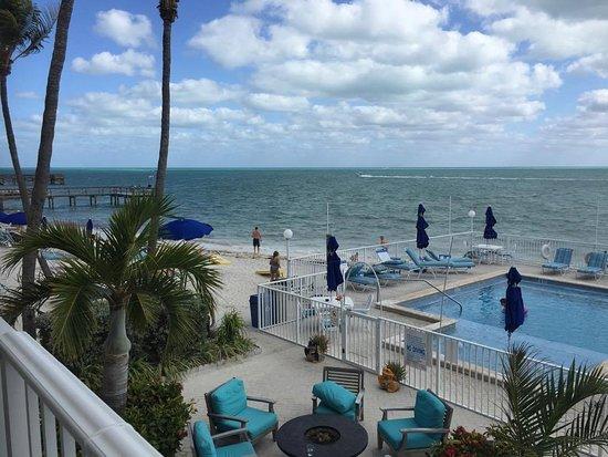 view of hotel from atlantic ocean picture of glunz ocean. Black Bedroom Furniture Sets. Home Design Ideas