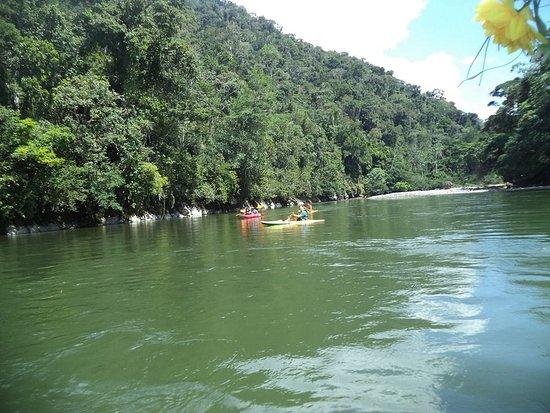 Rio Abiseo National Park, Peru: Kayak Rio Abiseo