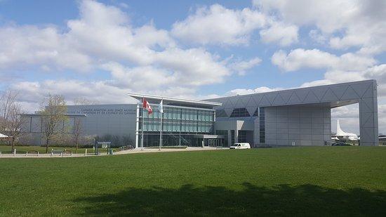 Ottawa, Canada: Canada Air and Space 01