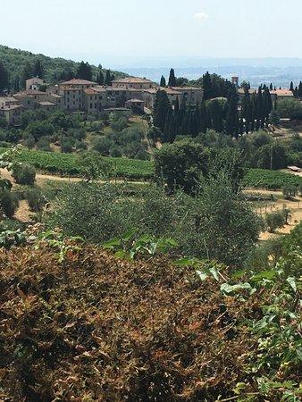 I Bike Tuscany: Fonterutoli