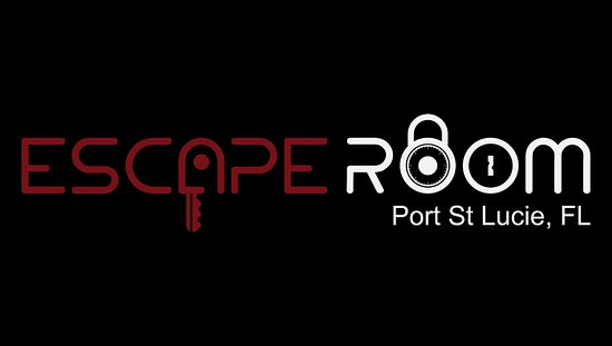 Port Saint Lucie, FL: Escape Room PSL Logo