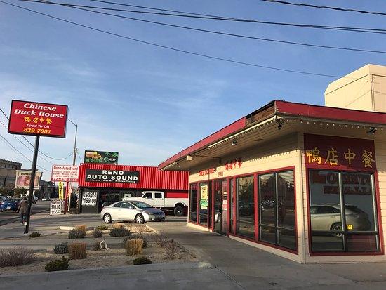 Reno Auto Sound >> Outside Picture Of Chinese Duck House Reno Tripadvisor