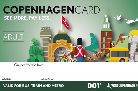 Kopenhagen-Karte (CPHCARD)