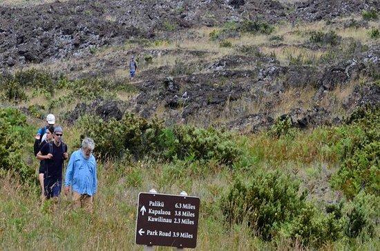 ハレアカラ国立公園6マイル ハイキング チャレンジ