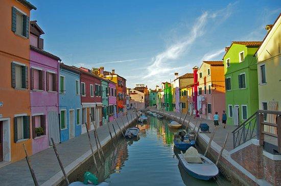 Explorez le lagon vénitien: les îles...