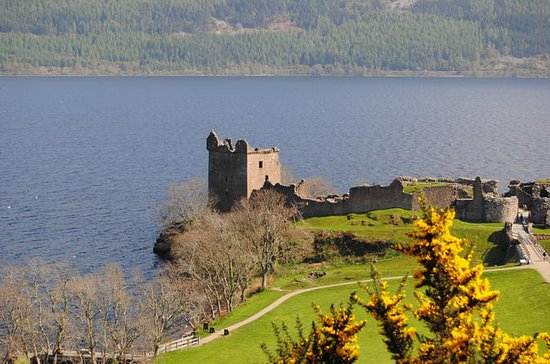 Full-Day Loch Ness Tour fra Aberdeen