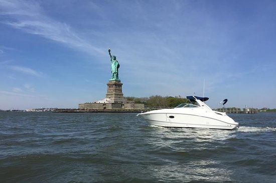 Excursion en bateau de luxe à New York