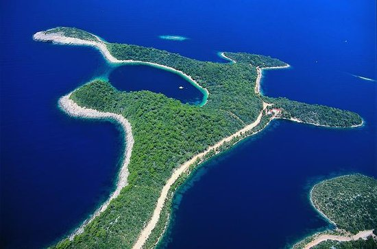 Island Mljet Day Trip from Dubrovnik...
