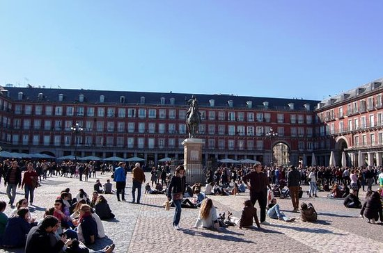 Best of Madrid: Private Walking Tour