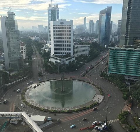 Grand Hyatt Jakarta Best 5 Star Hotel At Thamrin
