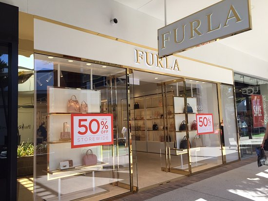 Harbour Town Outlet Shopping Centre: Newly opened Furla