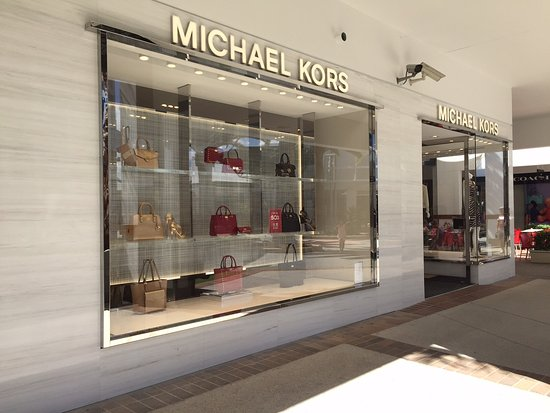 Harbour Town Outlet Shopping Centre: Newly opened Michael Kors