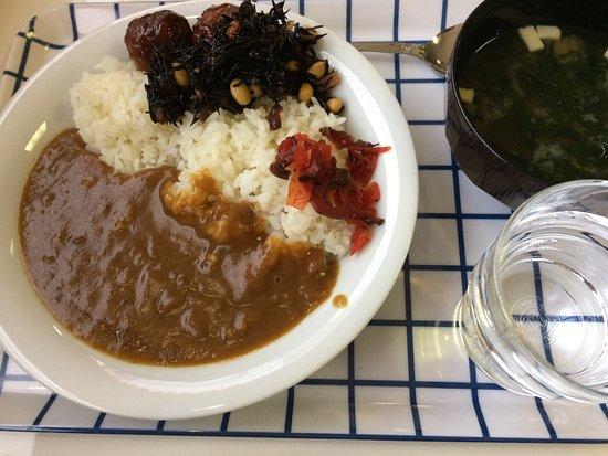 Hotel Select Inn Yonezawa: 朝食はカレーがメインです。