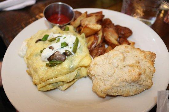 Media, Πενσυλβάνια: My Omelet
