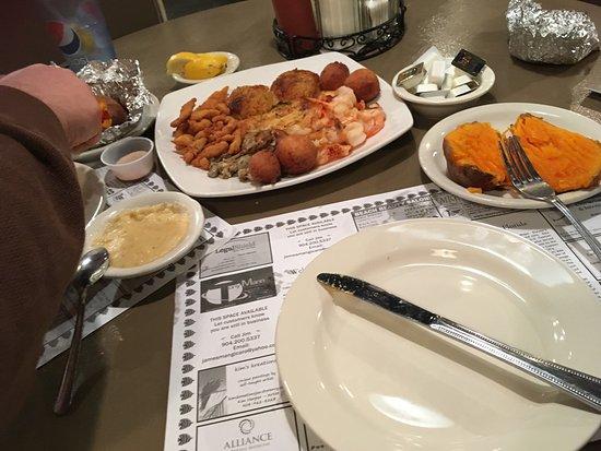 Marina Seafood Restaurant Fernandina Beach Fl