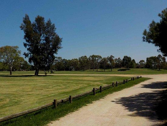 Bicentennial Park Vast Open Space