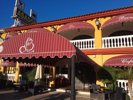 Lucena, Spain: Vista exterior