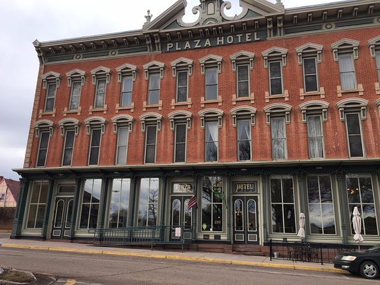 Las Vegas, NM: The Plaza was built in 1882