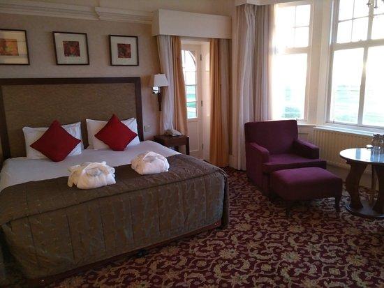 Foto de The Marine Hotel