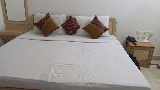 Hotel Sheela Inn : Beds