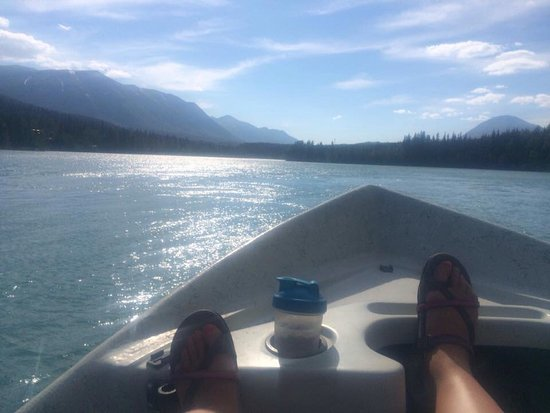 Cooper Landing, AK: Thanks for a perfect day, Brad and Alaska Kenai Fishing for Fun!