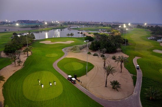 ‪Abu Dhabi Golf Club‬