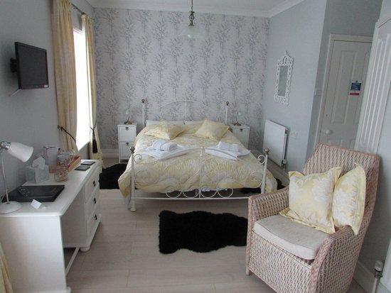 Park View B & B: Bedroom 2