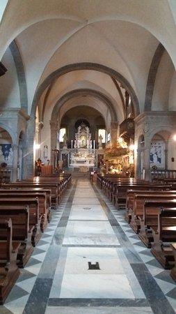 Chiusi della Verna, อิตาลี: interno