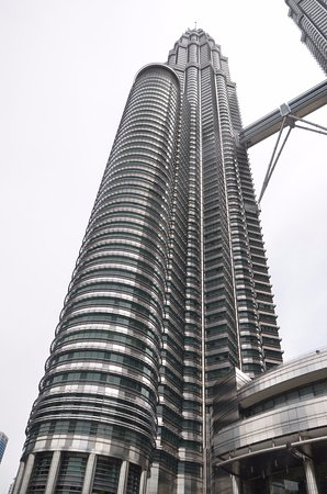 Petronas Twin Towers: one tower of the iconic twin tower