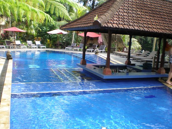 Bali Spirit Hotel and Spa: Clean and refreshing