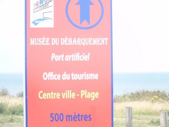D-Day Beaches (Plages du Debarquement de la Bataille de Normandie): Musée du débarquement